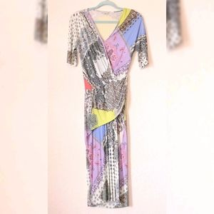 ETRO knit dress